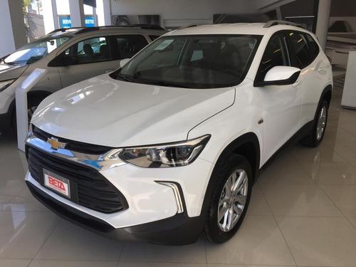 Chevrolet Tracker 1.2t Ltz At  (fd) Stock Fisico   2021