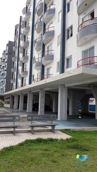 Apartamento Com 2 Dormitórios À Venda, 36 M² Por R$ 160.000 - Balneário Campos Eliseos - Itanhaém/sp - Ap0101