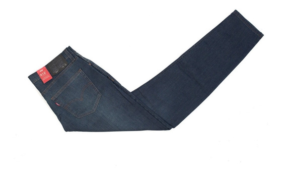 Jeans Levis Hombre 512 Slim Taper Tiro Corto Original