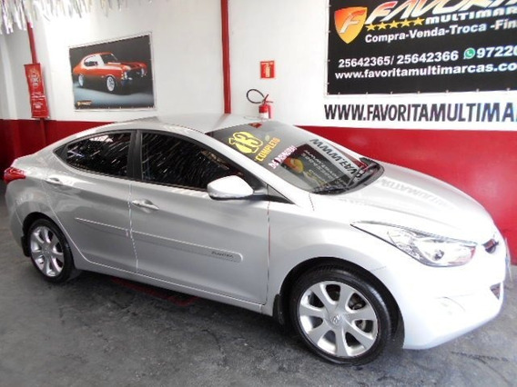 Elantra Gls 1.8 13 Troco/financio Favorita Multimarcas