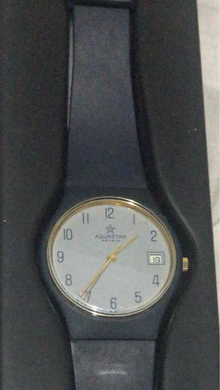 Relógio De Pulso Aquastar- Geneve