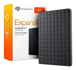 Disco Duro Externo 1tb Seagate Expansion 3.0 Electroshows