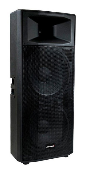 Caixa De Som Ativa Lexsen Lxx-215 Powerfull Bivolt Acústica
