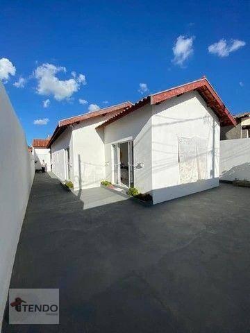 Imagem 1 de 30 de Imob02 - Casa 142 M² - Venda - 3 Dormitórios - 2 Suítes - Jardim Brasil - Indaiatuba/sp - Ca0778