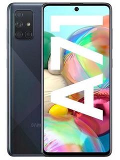 Smartphone Samsung Galaxy A71 Negro (sm-a715fzklmxo)
