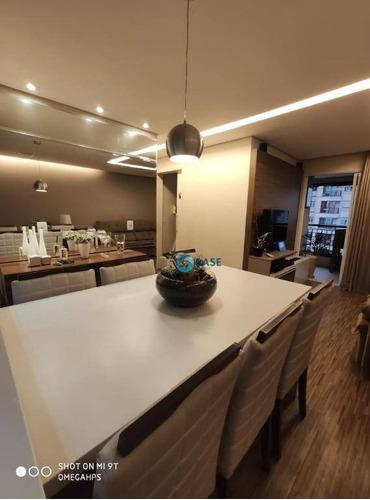 Apartamento À Venda, 70 M² Por R$ 500.000,00 - Morumbi - São Paulo/sp - Ap9498