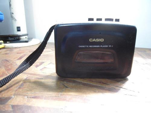 Walkman Casio Tp-1 - Nao Liga