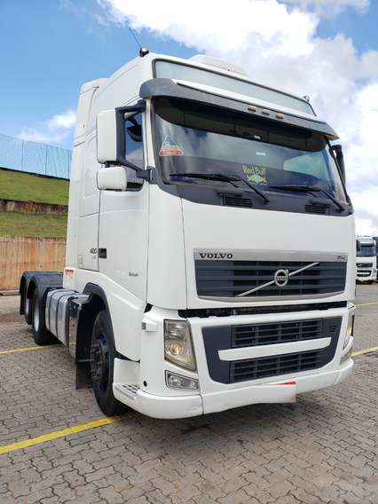 Volvo Fh 420 6x2 Globetrotter I-shift 2012 / Financiamos