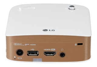 Lg Miniproyector Minibeam Ph150g