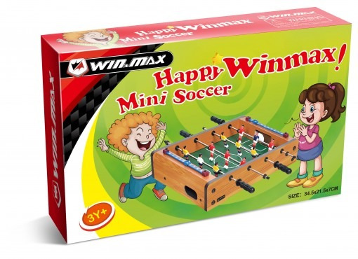 Mini Mesa De Pebolim Winmax Wmg08962