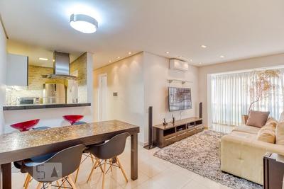 Apartamento No 11º Andar Mobiliado Com 2 Dormitórios E 2 Garagens - Id: 892932807 - 232807