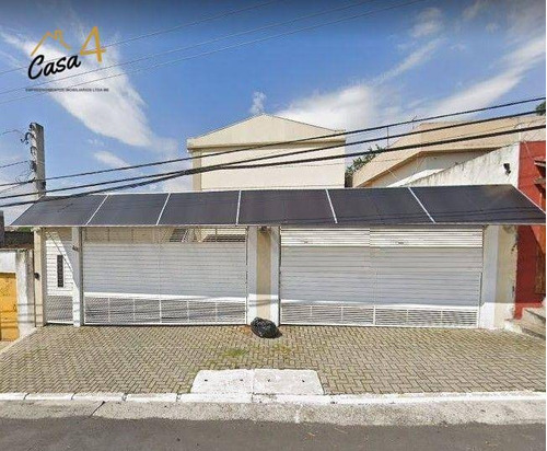 Sobrado Em Condomínio Fechado Com 2 Dormitórios À Venda, 76 M² Por R$ 300.000 - Parque Boturussu - São Paulo/sp - So0536