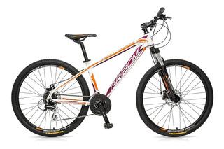 Bicicleta Mountain 27.5 Gribom Sarek Elite 2962sdi Santa Fe