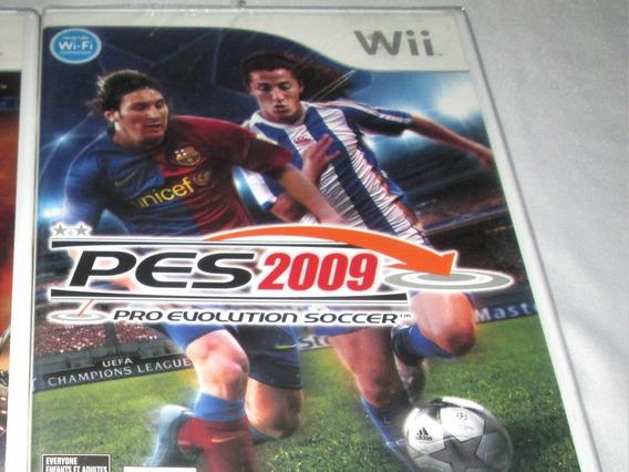 Pes 2009 Nintendo Wii. Pro Evolution Soccer 2009 Wii! Pes!!