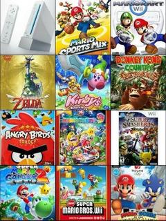 Juegos De Nintendo Wii Digital