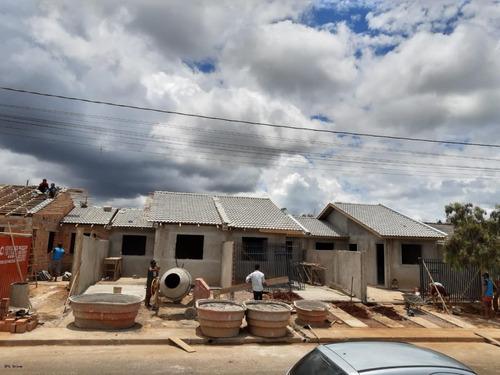 Imagem 1 de 4 de Casa Para Venda Em Ponta Grossa, Contorno, 2 Dormitórios, 1 Banheiro, 1 Vaga - L-teitapo_1-1710840