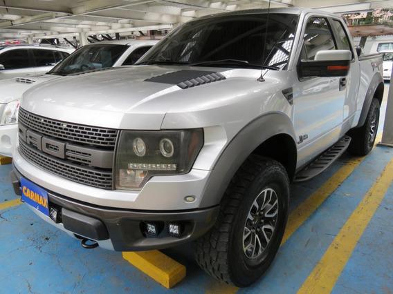 Ford Raptor Svt 6.2 2012 Financiamos Y Permutamos