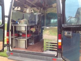 Sprinter Food Truck Com Pia, Forno, Geladeira,freezer Pronta