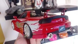 Coleção 3 Miniaturas Velozes E Furiosos Jada Toys