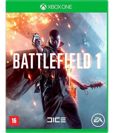 Battlefield 1 - Xbox One - Midia Fisica Novo Lacrado