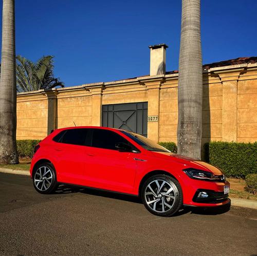 Imagem 1 de 8 de Volkswagen Polo 2021 1.4 Gts 250 Tsi Aut. 5p