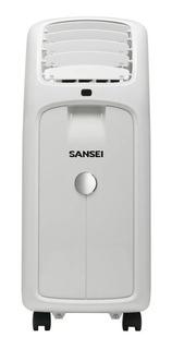 Aire acondicionado Sansei portátil frío/calor 3000 frigorías blanco 220V SAP32HA2AN
