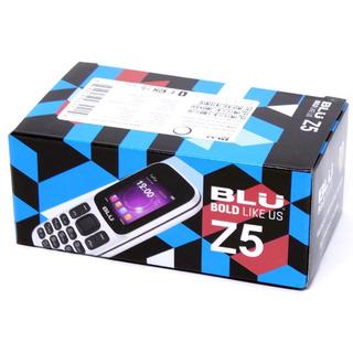 Celular Blu Z5 Dual Chip Tela 1.8 Pra Sair Logo!