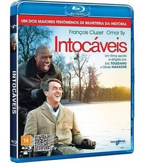 Blu-ray Intocáveis - François Cluzet/ Omar Sy - Novo Lacrado