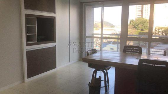 In Design Office | Sala 35m Mobiliada 1 Vaga | R-6870 - V6870