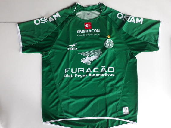 Camisa Camiseta Futebol Guarani Campinas Modelo 037