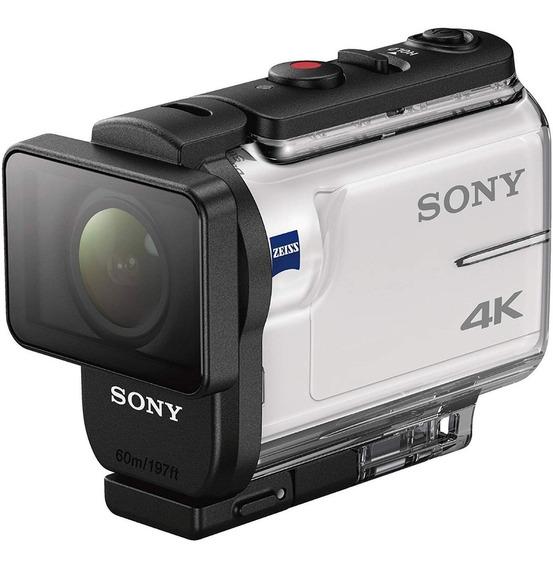 Action Cam Sony Fdr X3000 4k + Acessórios + Frete Grátis