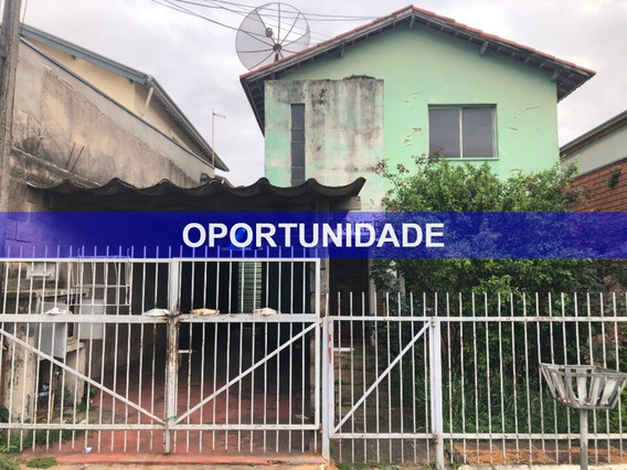 Casa Superior, 2 Dormitórios, 1 Vaga Coberta, Bairro Eloy Chaves, Oportunidade De Valor. - Ca01676 - 34683827