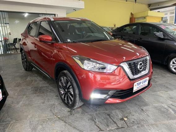 Nissan Kicks 1.6 Sv Cvt (flex) Flex Automático