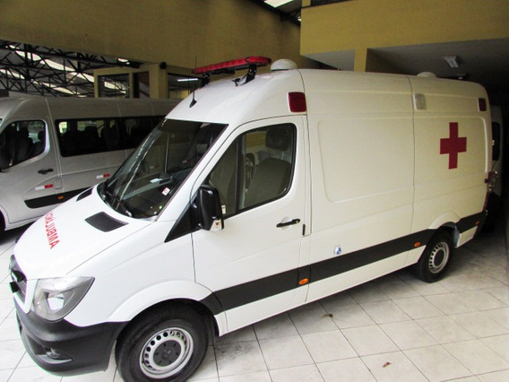Sprinter Ambulância Uti 2019