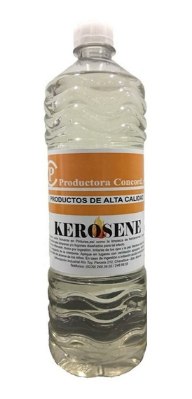 Kerosene Alta Calidad Concord 1 Ltr