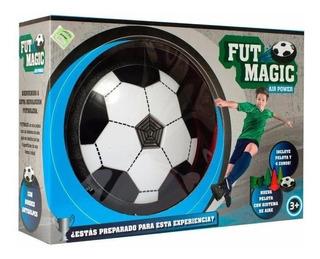 Juego Fut Magic Air Power Futbol Pelota Desliza Jyjfut001