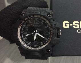 Relógio Masculino G-shock - Resistente A Água - Com Caixa