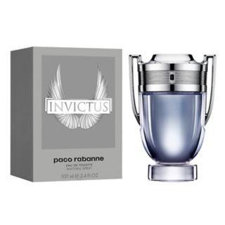 Perfume Invictus By Paco Rabanne Original Y Con Garantia 3.4