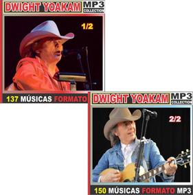 Dwight Yoakam Disocgrafia 21 Cd Com 287 Músicas