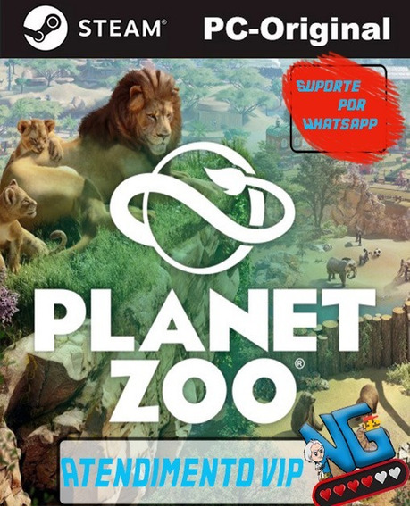 Planet Zoo Deluxe Edition Steam Offline