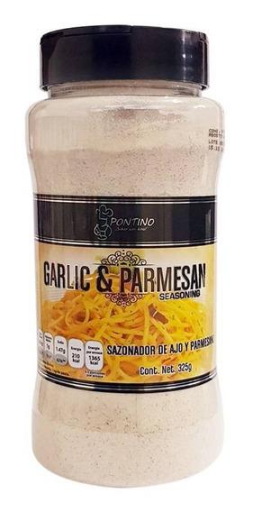 Sazonador Ajo Parmesano Pontino 325 Gramos