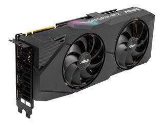 Placa Video Asus Geforce Rtx 2080 8gb Super Dual Oc V2 2020