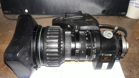 Canon Lente Zoom Bctv If Yj19x9b 9-171mm 1:1.8 (aa224)