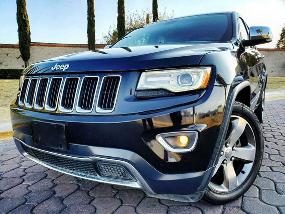 Jeep Grand Cherokee 5.7 Limited Lujo 4x2 Mt 2015