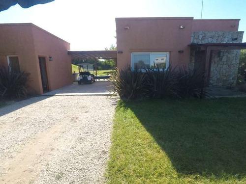 Alquiler Casa Costa Esmeralda - Residencial Ii Lote 36