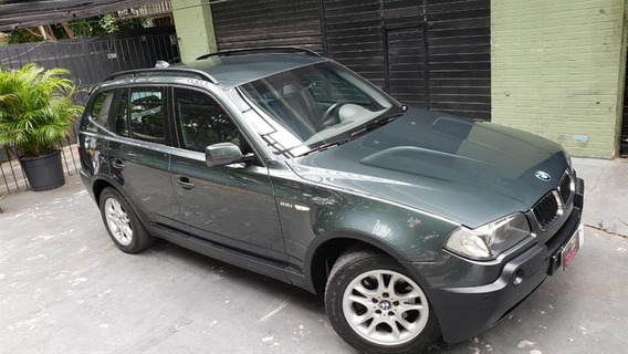 Bmw X3 2.5 4x4 Family 2005 Blindado