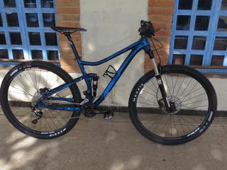 Bike Full 29 Tam. 17 Merida One Twenty Rock Shox