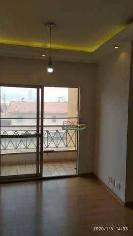 Apartamento Com 2 Dormitórios À Venda, 62 M² Por R$ 233.200 - Vila Rubens - Mogi Das Cruzes/sp - Ap8471