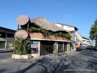 Local Comercial Con Inmejorable Ubicacion En Calle Centrica