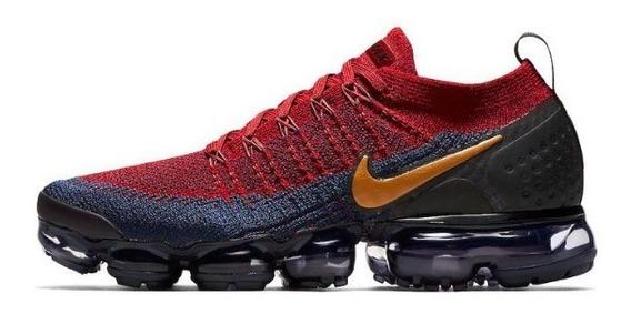 Nike Vapormax Flyknit 2 Barcelona Original Promoção Especial!! *envio Em Até 24h*